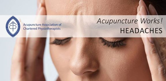 Suffering with headaches?….